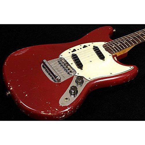 Fender/Mustang Red B078M1VM4V