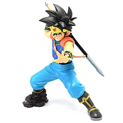 Banpresto jump 50th Anniversary figure Dai Dragon Quest The Great Adventure of Dai: Toys & Games