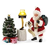 Department 56 Possible Dreams Christmas Cornucopia of Gifts Santa Figurine