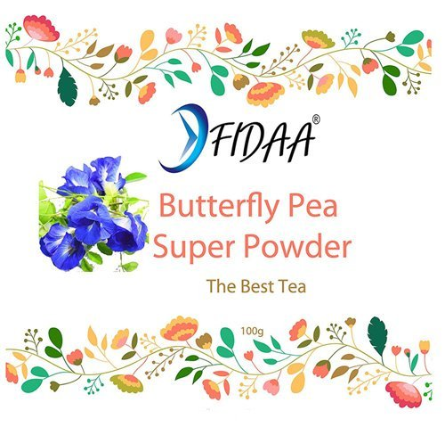 Butterfly Pea Super Powder 100g with Filter Tea 1 piece