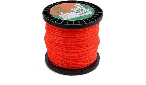 Cable para cortar Silent 2,4 mm x 90 m 89484: Amazon.es: Bricolaje ...