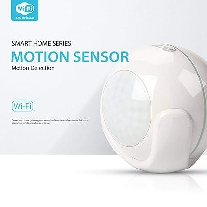 WiFi Smart PIR Sensor de Movimiento para Interiores y ...