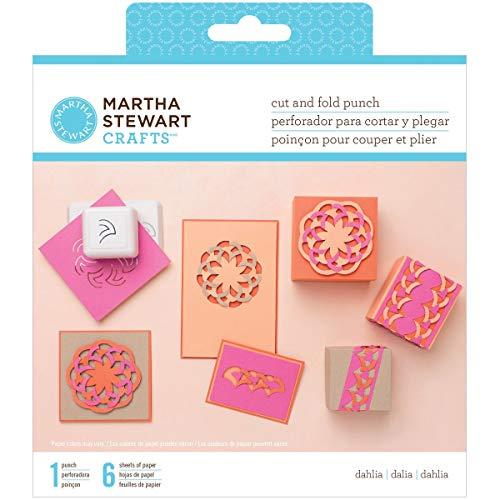 Martha Stewart Crafts Cut and Fold, Dahlia
