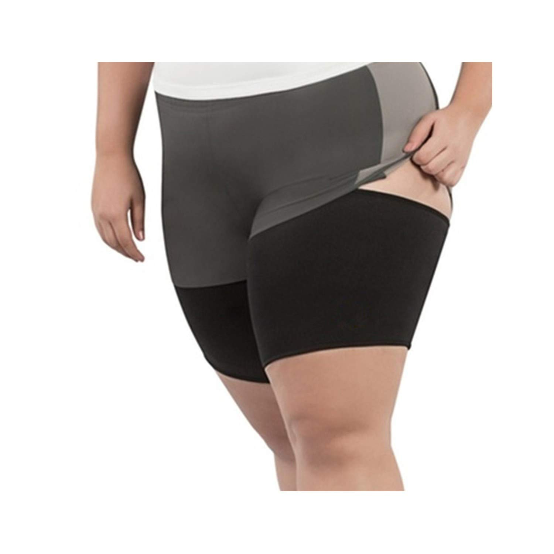 Plus Size Leg Trainer Belt Slimming Tights Reducing Shaper Shapewear Slimming Leg Sleeves Slim