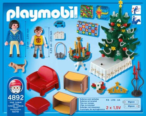 Playmobil adventskalender leuchtender weihnachtsbaum