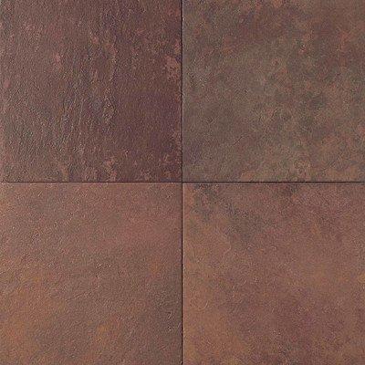 Continental Slate Porcelain Glazed Field Tile in Indian ()