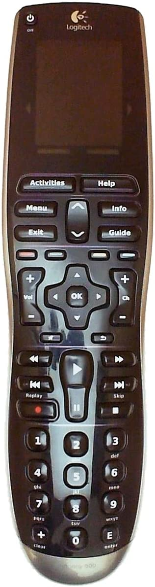 Replacement for Logitech Harmony 900 Remote Control Only