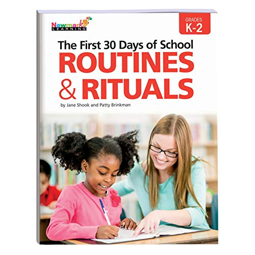 (Newmark Learning Grades K-2 the First 30 Days of School Routines & Rituals Aid K-2)