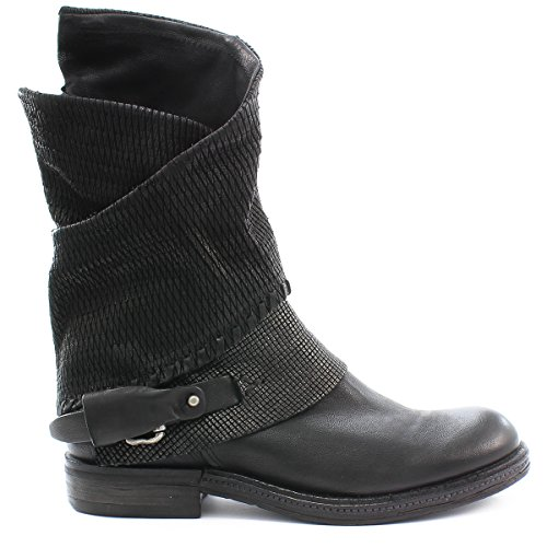 sale big sale A.S.98 Low Boots Vertical 818205-202 Black Airstep as98 Black sale fashion Style cheap sale pre order 49bikWUHEh