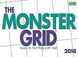 img - for Monster Grid 2018 Wall Calendar book / textbook / text book
