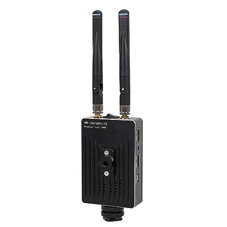 Equipo de transmisión de Imagen HD 1080P, Plug and Play 150m ...