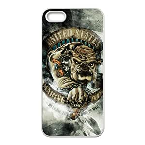 United States Marine Corps Cell Phone Case for Iphone 5s