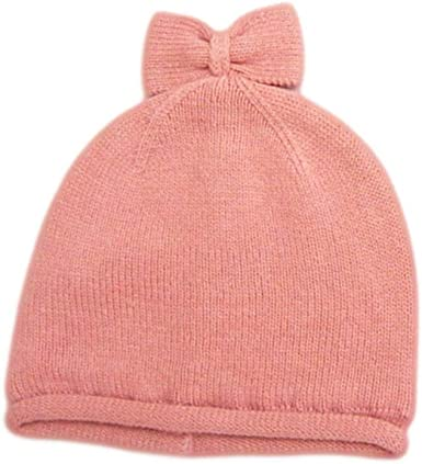 Ragazze Inverno Berretto a Maglia Cotone Palla Caldo Cappelli per Bambini per 1-6 Anni Bambini Gifts Treat Cappello delle Ragazze