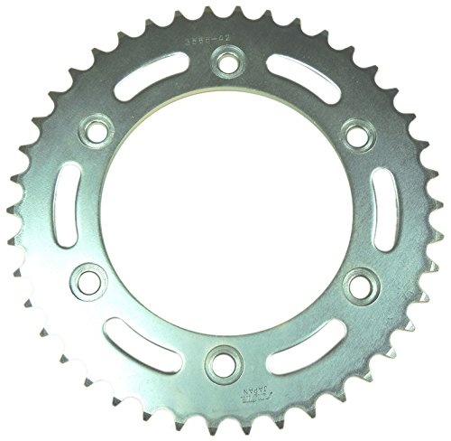 Sunstar Honda Sprockets - Sunstar 2-356542 Steel 520-42T Rear Standard Sprocket