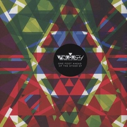 Zomby - One Foot Ahead Of The Other EP - Ramp Recordings - RAMP022