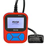 Fcar F502 Heavy Duty Handheld Code Reader adapter for J1939 and J1708 Truck Scanner