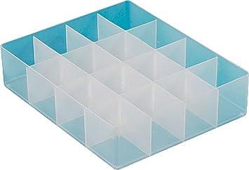 Really Useful Box Einsatz für Aufbewahrungsbox 16 Fächer
