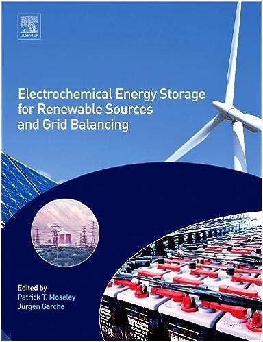 Electrochemical Energy Storage for Renewable Sources and Grid Balancing: Amazon.es: Patrick T. Moseley Dr., Jürgen Garche Professor: Libros en idiomas ...