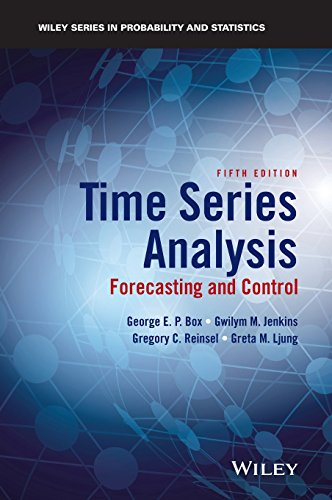 Time Series Analysis: Forecasting and Control (Wiley Series in Probability and Statistics) ()