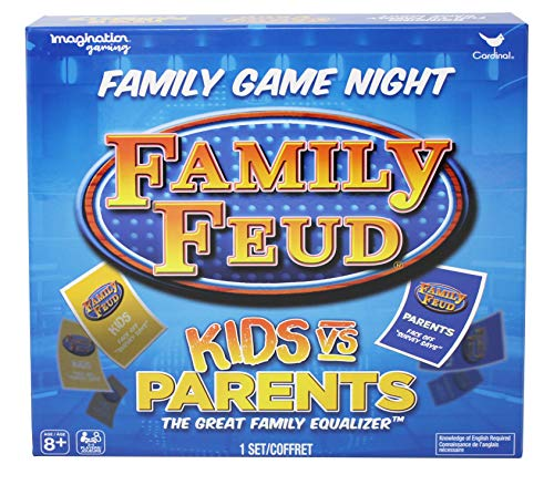Cardinal Family Feud Parents Vs Kids Edition Game