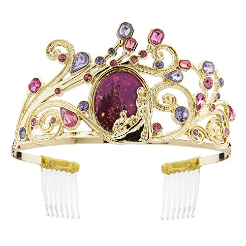 Disney Rapunzel Tiara for Kids - Tangled Multi