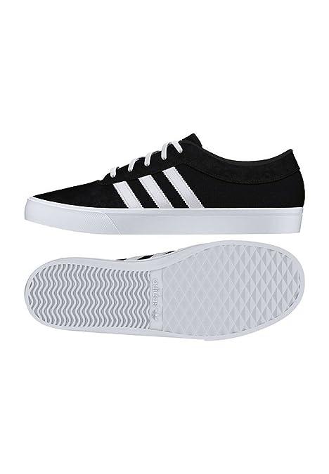 Zapatillas adidas - Sellwood negro/blanco/negro talla: 44: Amazon.es: Zapatos y complementos