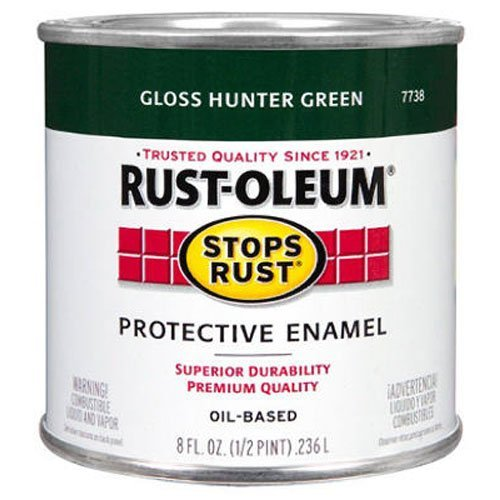 Rust Oleum 7738730 2 Pint 8 Ounce Protective