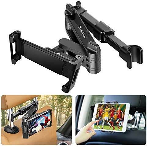 Headrest Universal Rotating Backseat Compatible