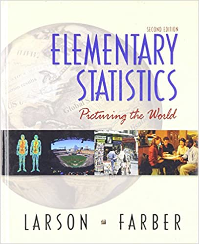 Amazon elementary statistics picturing the world elementary statistics picturing the world 2nd edition fandeluxe Images
