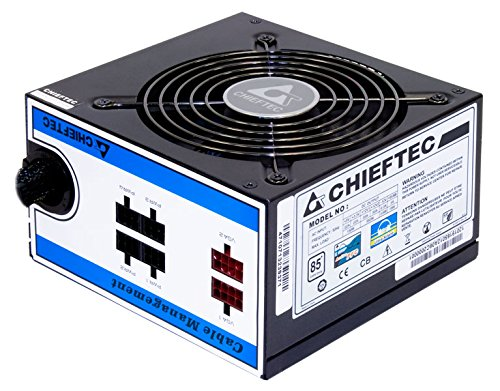 Chieftec CTG-750C alimentatore per computer 750 W ATX Black
