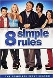 8 Simple Rules: Complete First Season [DVD] [2003] [Region 1] [US Import] [NTSC]