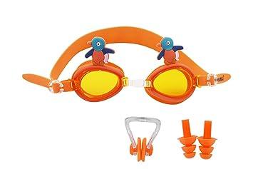 a271cd68159c MAIBU Cute Swimming Goggles for Kids Early Teens Anti Fog