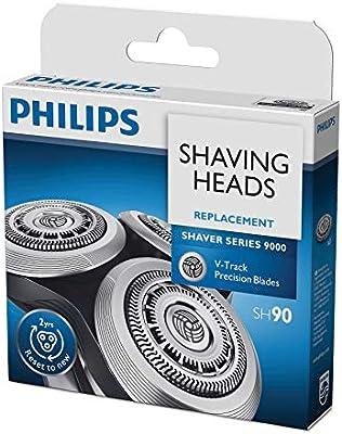 Cabezales de repuesto SH90/81 para afeitadoras eléctricas Philips ...