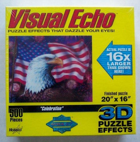 Visual Echo Celebration 3D Puzzle