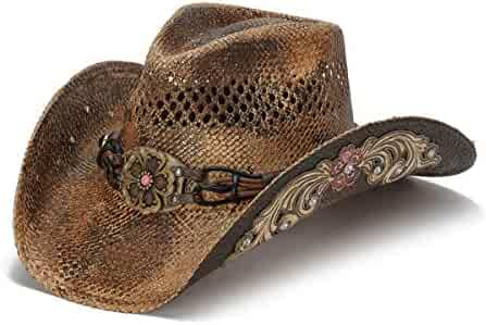 6810adeed Shopping Browns - $50 to $100 - Cowboy Hats - Hats & Caps ...