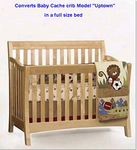 Baby cache uptown lifetime convertible crib natural for sale in.