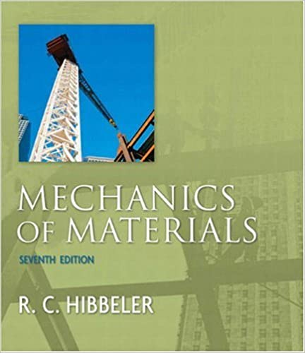 mechanics of materials hibbler solution ed 8