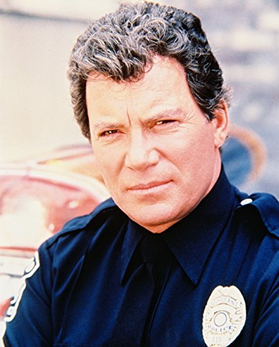william-shatner-color-graph-tj-hooker-16x20-canvas-giclee