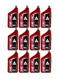 New Genuine Honda HP4S 10w30 Synthetic ATV / UTV / Motorcycle / PWC 4-Stroke Engine Oil - 1 Case (12 Quarts)