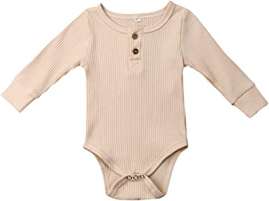Kids Newborn Baby Boy Girl Cotton Cute Romper Costume Jumpsuit Bodysuit Clothes