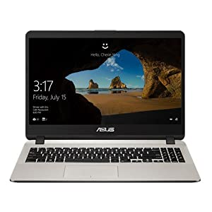 Asus Vivobook X507MA-BR064T Laptop (Intel Pentium N5000 Quad Core/4 GB/1 TB/15.6 HD/39.62 cm/Windows 10/with Fingerprint Sensor/1.68 Kg/Gold)