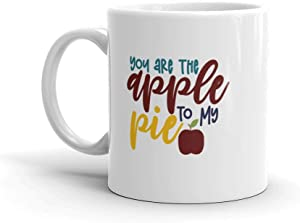 You are the Apple to My Pie Fall Vol. 5 Mug