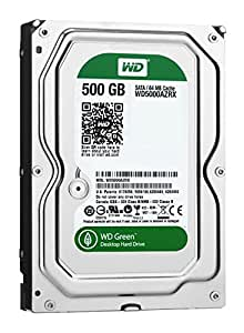 "Western Digital Caviar Green - Disco duro interno de 500 GB (Serial ATA, 3.5"")"