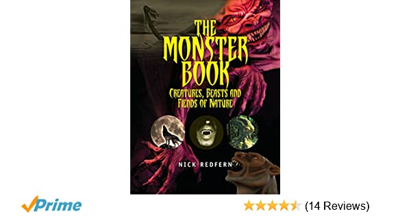 the monster book creatures beasts and fiends of nature ebook
