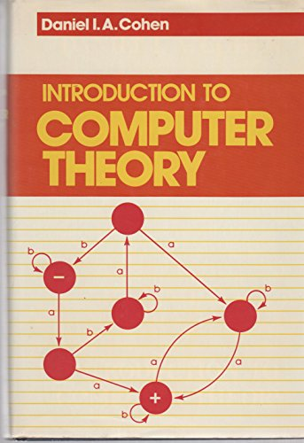 introduction to computer theory 2017-9-24  online class where you'll learn basic concepts in computer science theory such as np-completeness start recognizing algorithmic problems.
