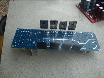 Shanhai Tubo Sabor amplificador TDA7294 Toshiba Tubo Mono canal 350 V, ...