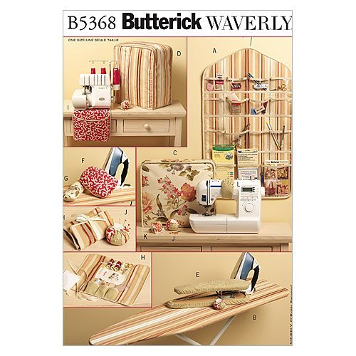 (BUTTERICK PATTERNS B5368 Sewing Items, One Size)