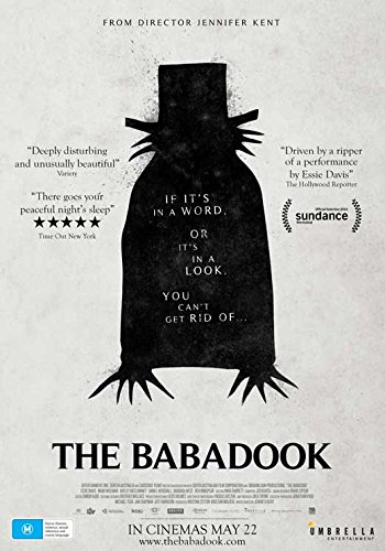The Babadook  Australian  11X17 Movie Poster  2014