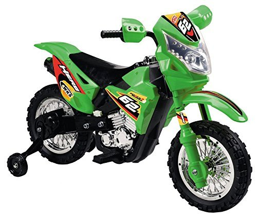 Vroom Rider VR093 6V Battery...