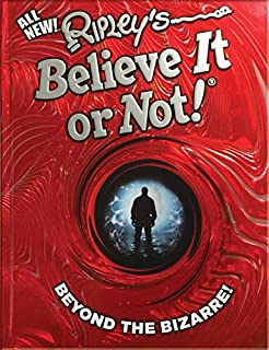 Book Cover: Ripley's Believe It Or Not! Beyond The Bizarre